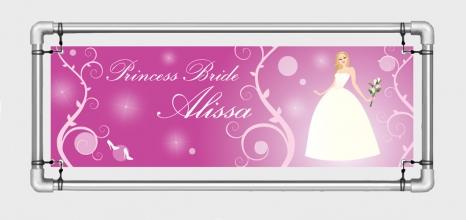 Princess bride Spandoek