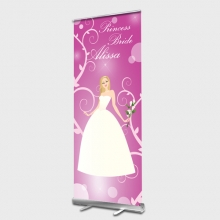 Princess Bride Roll up Banner