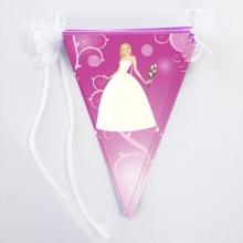 Princess bride Vlaggenlijn