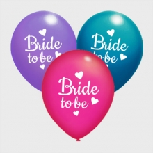 Bride to be ballonnen