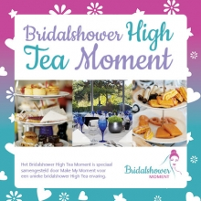 Bridalshower High Tea