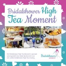 Bridalshower High Tea