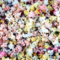 Bridalshower popcorn